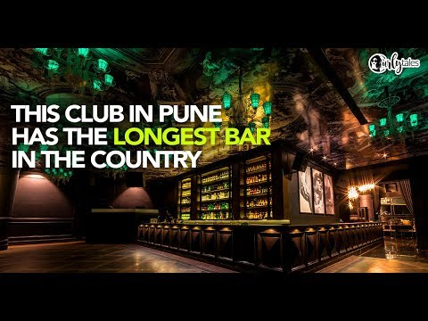 Pune's Westin At Koregaon Launches India's Longest Bar With House Of Medici | Curly Tales