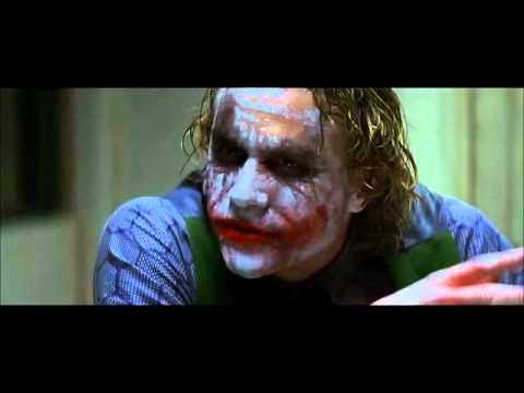 Joker all'interrogatorio