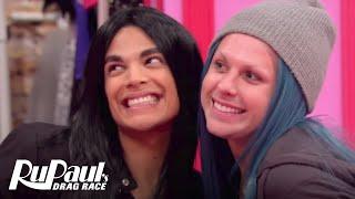 Kendall & Kylie Jenner Wannabes   RuPaul's Drag Race Season 9   VH1