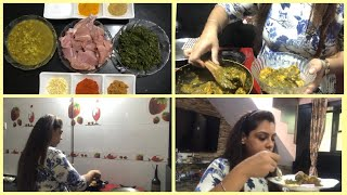Quick 5kg Weight Loss Palak Dal Chicken Recipe || Fitness And Lifestyle Channel