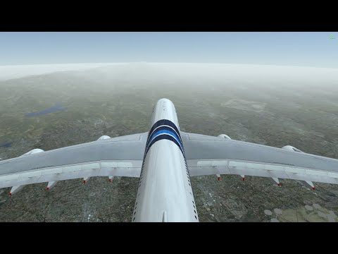 [HD] Infinite Flight Airbus A380 Multiplayer. ATC. Malaysia Airline takeoff at KLAX