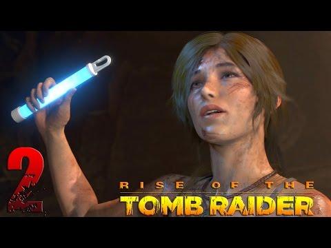 Rise of the Tomb Raider - Мы в Сибири! #2