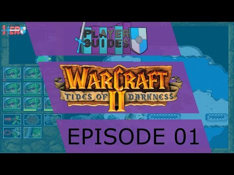Warcraft 2: Tides of Darkness EP 01 - Stress Levels
