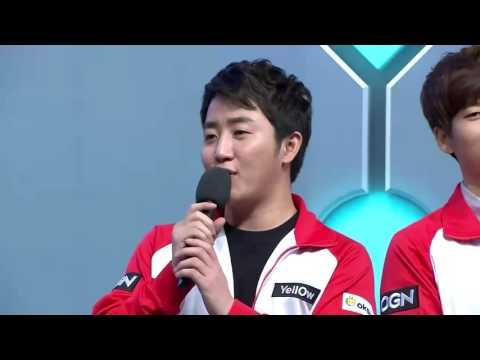 OGN Team Match opening | OGN明星传奇赛 开幕仪式