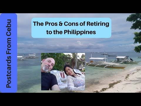 The Pros & Cons of Retiring to the Philippines!