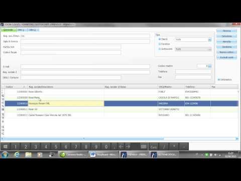 I4 Interfaccia Zoom Autompletamento
