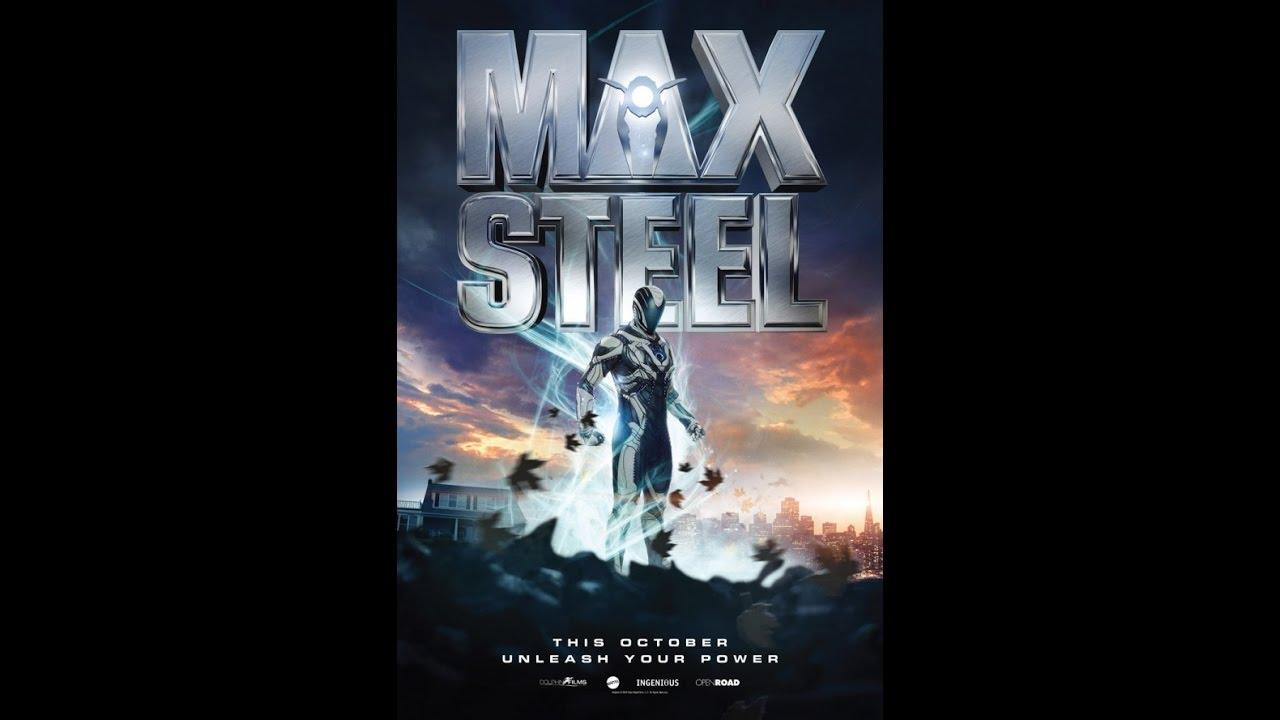 max steel full movie online