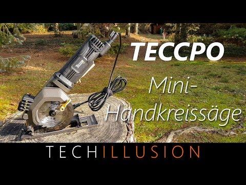 🛠handkreissÄge-von-teccpo-im-test---teccpo-tams24p-handkreissäge---review-&-test