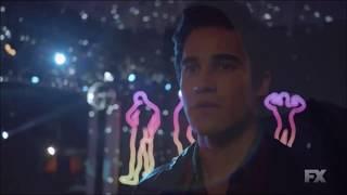 Andrew Cunanan - Bohemian Rhapsody (Darren Criss Superb Acting)
