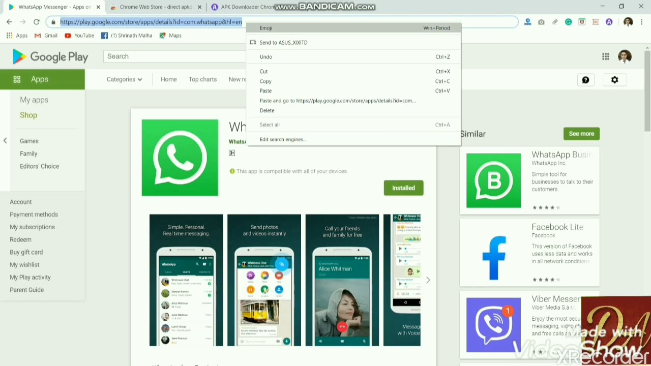 how to download the apk file from google play