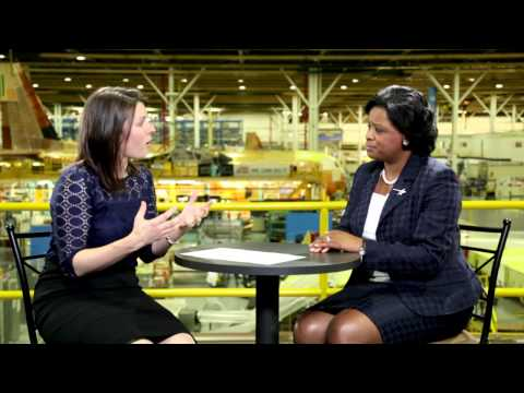Leadership Ethics An Interview With Lockheed Martins Shan Cooper