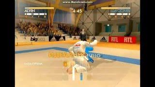 обзор игры мастер дзюдо (david douillet judo)