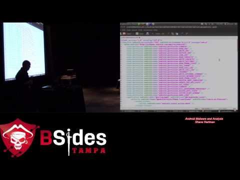 202 Android Malware and Analysis Shane Hartman