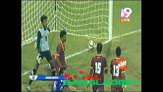 Malaysia U22 vs Sri Lanka-2nd half highlights