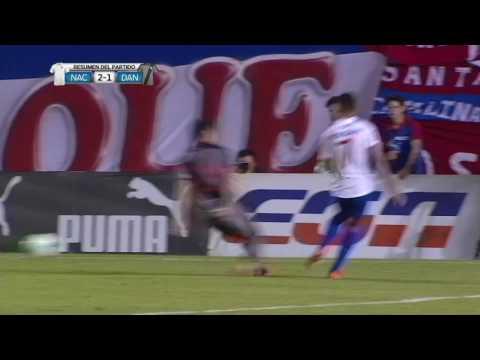 Apertura - Fecha 2 - Nacional 2:1 Danubio