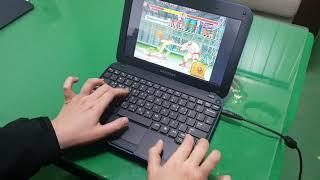 삼성 NT-N310 넷북 마메 오락실 게임 영상
