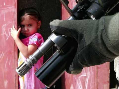 israel vs gaza game war on terror children terrorism