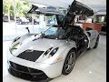 Pagani Huarya for sale Silver/Black (USA)