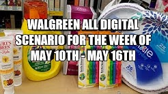 WALGREEN ALL DIGITAL DEALS FOR MAY 10TH - MAY 16TH