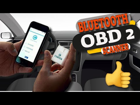 How To Check Your Check Engine Light With Iphone OBD Bluetooth Scanner