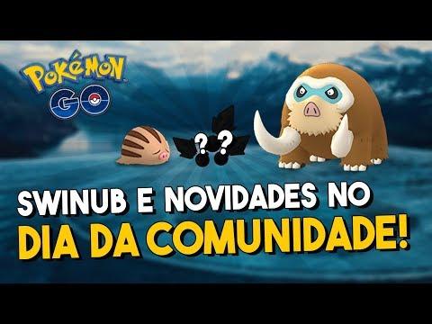 RECOMPENSA SURPRESA NO DIA DA COMUNIDADE DE FEVEREIRO! | Pokémon GO thumbnail