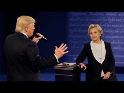 Issues important to voters not being addressed by Clinton, Trump?