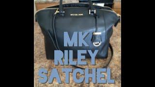 WIMB | Michael Kors Large Riley Satchel