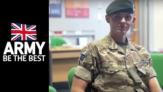 Wolverhampton : Callum - Local - Army Jobs