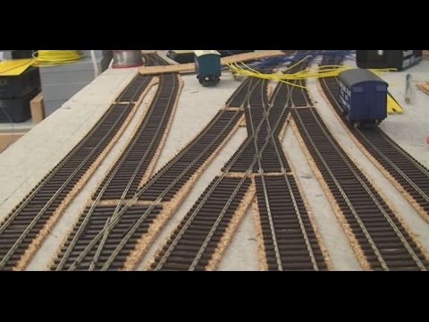 A Model Railway From Scratch – 07: Track Laying