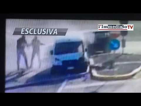 AGGUATO MAFIOSO AD APRICENA, 2 MORTI