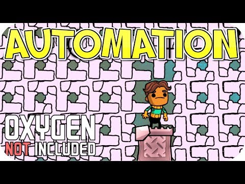 ONI AUTOMATION UPGRADE: THERMAL SHIFT PLATES WATER COOLING SEASON 03 EP 4 OXYGEN NOT INCLUDED