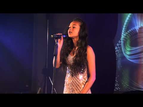 PRETTY HURTS - BEYONCE performed by CHLOE performed at TeenStar Singing Competition