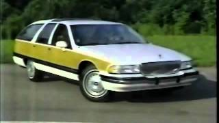 1991 Chevrolet Caprice Wagon Preview