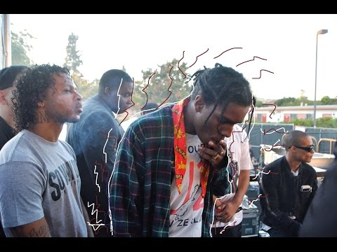ASAP Rocky LIVE @ Fools Gold Days Off 2016