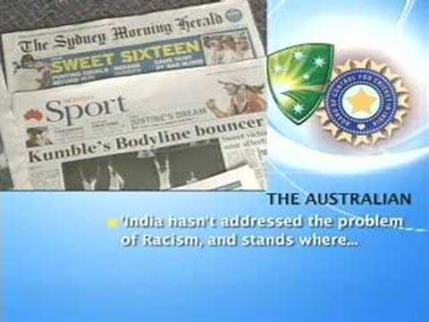 Aussie media slam poor umpiring