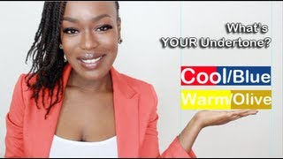 What is UNDERTONE | Warm Cool Neutral
