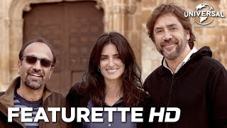 TODOS LO SABEN - Making Of del director Asghar Farhadi