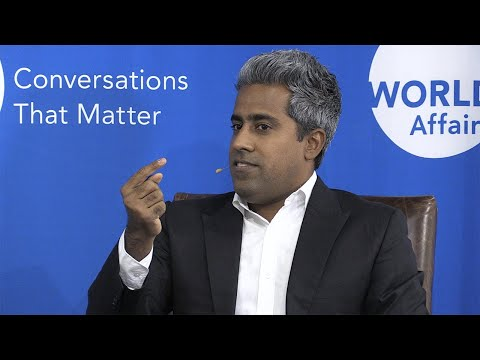Anand Giridharadas: Are Elites Really Making the World a Better Place?