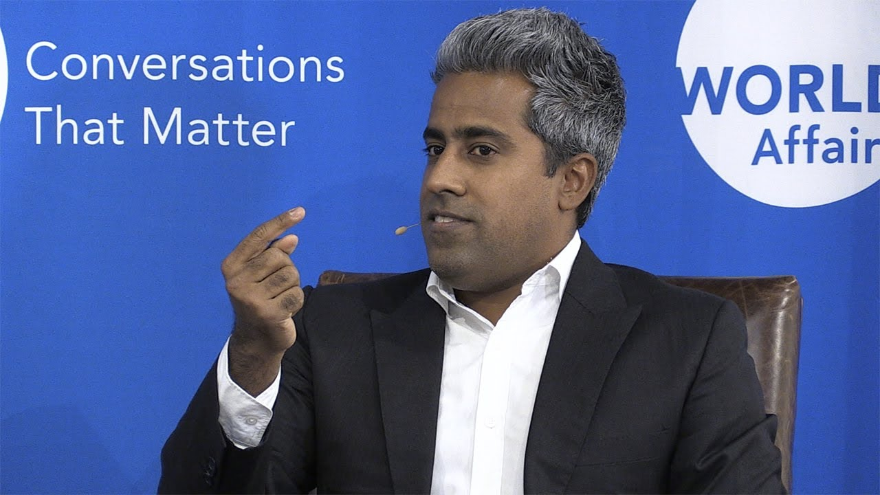 Anand Giridharadas | Are Elites Really Making the World a Better Place?