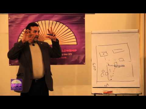 Chris Bledsoe 2015 SFF Talk Feb. 5, 2015