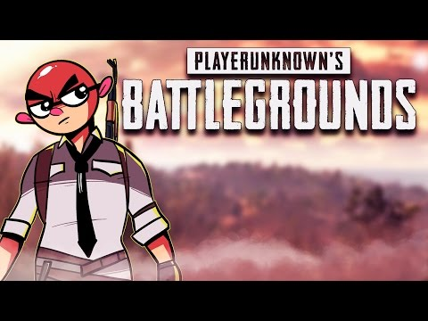 Northernlion and Friends Play - PlayerUnknown's Battlegrounds - Episode 1 [Assemble]