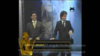 P4 - Troféu Louvemos ao Senhor Tv Século 21 - Pe Fabio, Mariani, José Correa são os ganhadores!