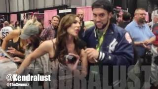 <b>Kendra Lust</b> Exxxotica Interview: Her Love For WWE Roman Reigns ...