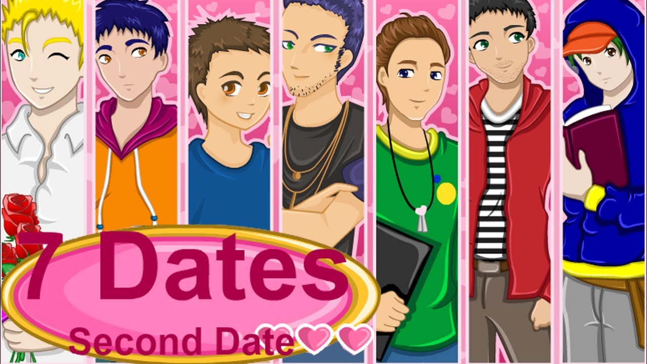 seven dates second date