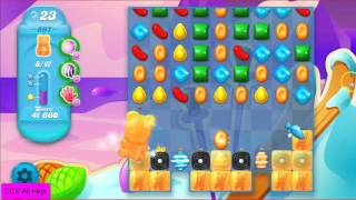 Candy Crush Soda Saga Level 697 NO BOOSTERS