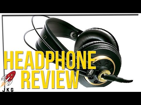 AKG K240 Studio Monitor Headset Review | Tech Talk
