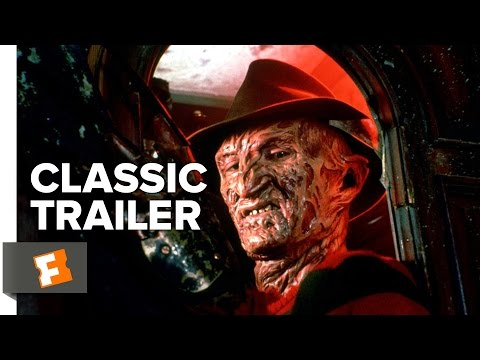 A Nightmare on Elm Street 4: The Dream Master (1988) Official Trailer - Wes Craven Horror Movie HD