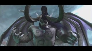 The Story of Illidan Stormrage - Part 2 -  [Lore]