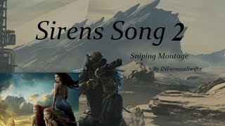 Call Of Duty Infinite Warfare Sniping Montage - Sirens Song 2