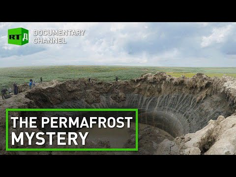 Download The Permafrost Mystery: scientists explore giant Yamal Sinkhole
